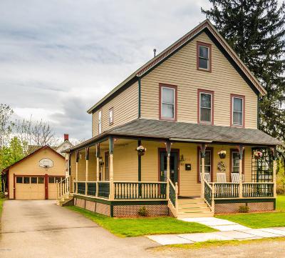 Matamoras Single Family Home For Sale: 206 Avenue I