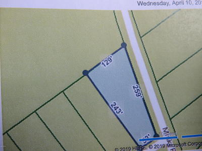 Residential Lots & Land For Sale: 507 Mink Pond Rd