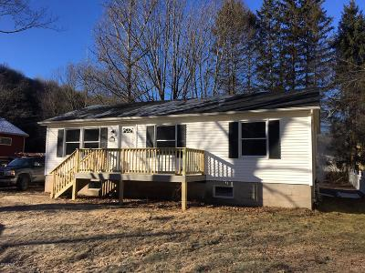 Honesdale PA Single Family Home For Sale: $127,499