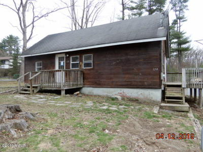 Hawley Single Family Home For Sale: 126 Mill Rd