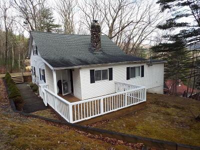 Single Family Home For Sale: 100 Delaware Dr