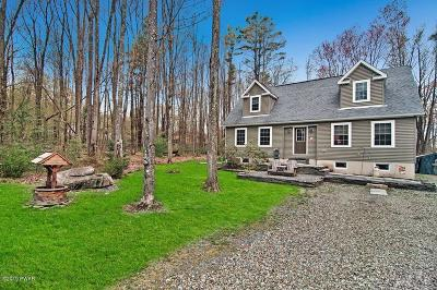 Lake Ariel Single Family Home For Sale: 342 Everly Rd