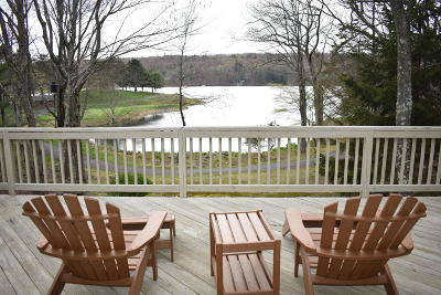 lords valley Single Family Home For Sale: 128 Fairway Drive