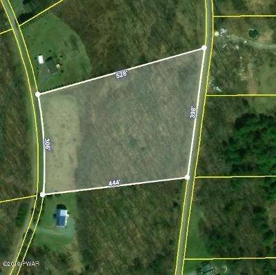 Waymart Residential Lots & Land For Sale: Burns Rd