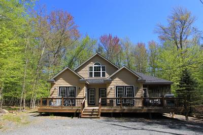 Lake Ariel Single Family Home For Sale: 3249 Northgate
