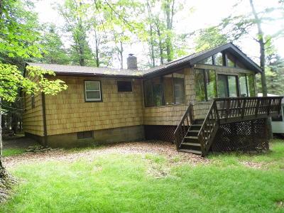 Gouldsboro Single Family Home For Sale: 1267 Pocono Dr