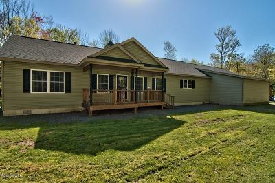 Wayne County Single Family Home For Sale: 2667 Rockway Rd