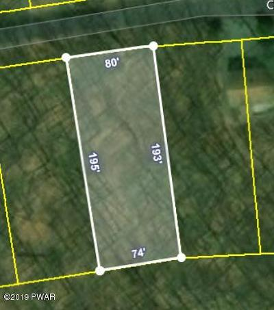 Lake Ariel Residential Lots & Land For Sale: 4259 Chestnut Hill Dr