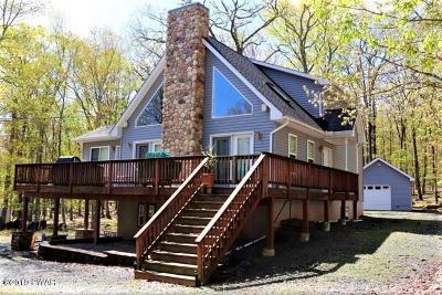 Lackawaxen Single Family Home For Sale: 218 Powderhorn Dr
