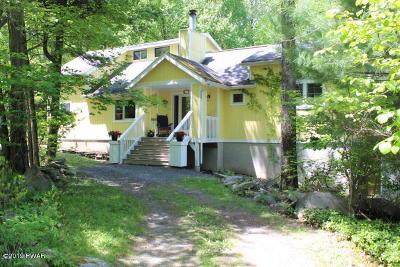 Shohola Single Family Home For Sale: 182 Nitche Rd