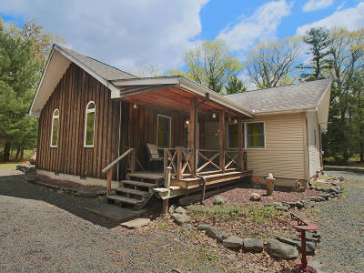 Hawley Single Family Home For Sale: 119 Cabin Ridge Rd