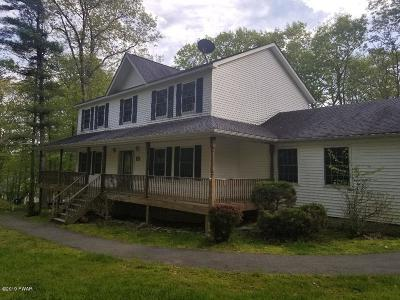 Milford PA Single Family Home For Sale: $194,900