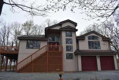 Hemlock Farms, Hemlock Farms Single Family Home For Sale: 100 Remuda Drive
