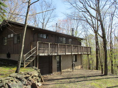Wallenpaupack Lake Estates Single Family Home For Sale: 1023 Tennis Ln