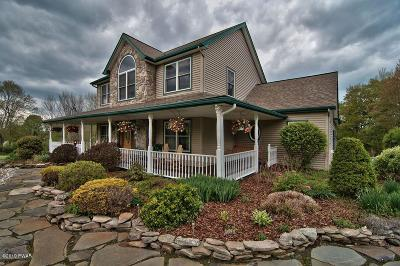 Newfoundland Single Family Home For Sale: 189 Pine Grove Rd