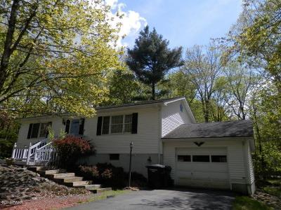 Milford PA Single Family Home For Sale: $139,900
