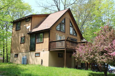Wallenpaupack Lake Estates Single Family Home For Sale: 199 Eskra Rd