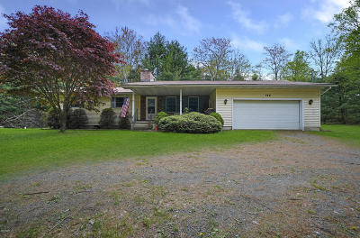 Single Family Home For Sale: 198 Little Walker Rd