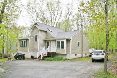 Lackawaxen Single Family Home For Sale: 166 Lamplighter Ln