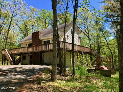 Dingmans Ferry Single Family Home For Sale: 121 Beach Ln