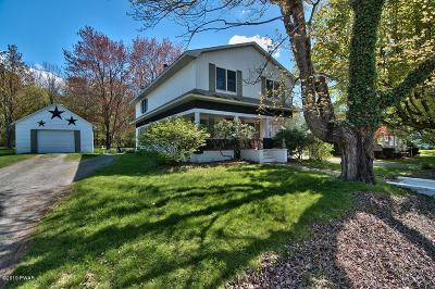Waymart Single Family Home For Sale: 400 Honesdale Rd