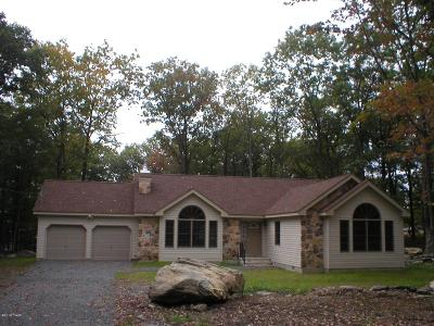 Lords Valley PA Single Family Home For Sale: $194,900