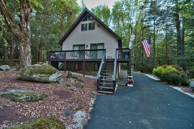 Wayne County Single Family Home For Sale: 1776 Roamingwood Ct
