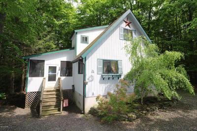 Lake Ariel PA Single Family Home For Sale: $84,500