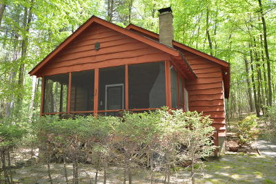 Single Family Home For Sale: 108 Black Bear Run