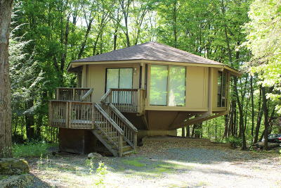 Lake Ariel PA Single Family Home For Sale: $95,000