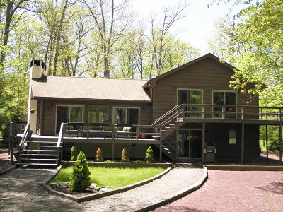 Greentown Single Family Home For Sale: 138 Yacht Club Dr