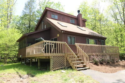 Lake Ariel Single Family Home For Sale: 1267 Brookfield Rd