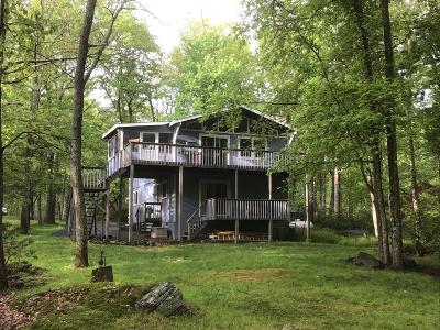 Lords Valley PA Single Family Home For Sale: $149,000