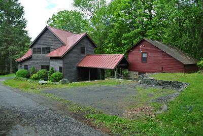 Dingmans Ferry Single Family Home For Sale: 324 Silver Lake Rd