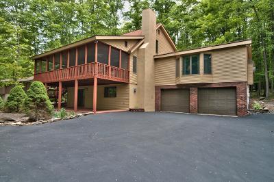 Lake Ariel Single Family Home For Sale: 237 Ridgewood Cir