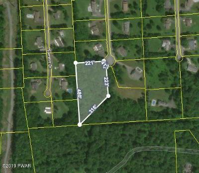 Honesdale PA Residential Lots & Land For Sale: $79,900