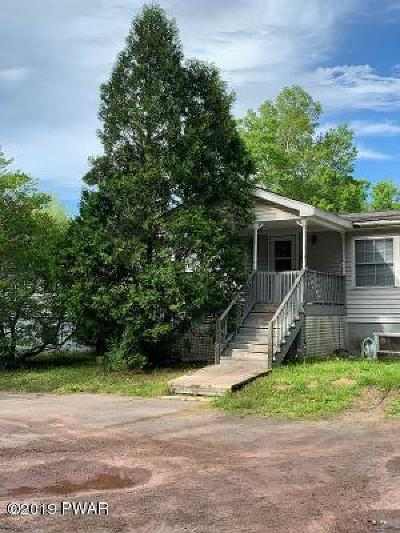 Beach Lake Single Family Home For Sale: 218 Welcome Lake Road