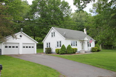 Honesdale Single Family Home For Sale: 191 Carley Brook Rd