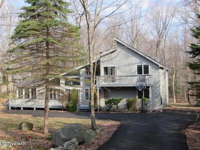 Lords Valley PA Single Family Home For Sale: $229,000