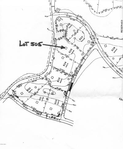 Pocono Mt Woodland Lakes Residential Lots & Land For Sale