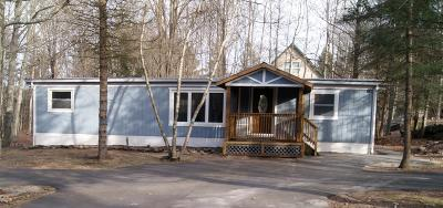 Lake Ariel PA Single Family Home For Sale: $104,900
