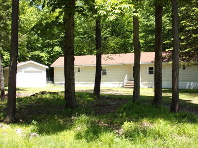 Gouldsboro Single Family Home For Sale: 6 Iroquois Path