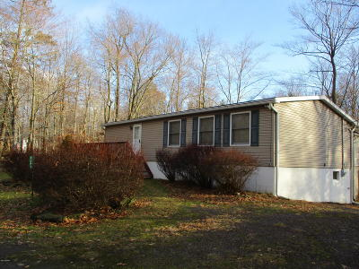 Lake Ariel PA Single Family Home For Sale: $99,000