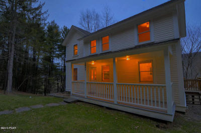 Equinunk Single Family Home For Sale: 1922 Pine Mill Rd