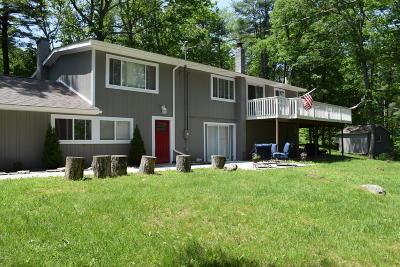 Milford Single Family Home For Sale: 117 Pedersen Ridge Rd
