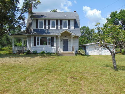 Greentown Single Family Home For Sale: 1575 Rt 507