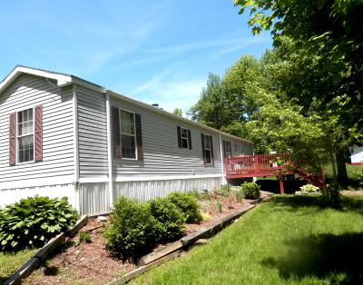 Pleasant Mount Single Family Home For Sale: 323 Daw Rd