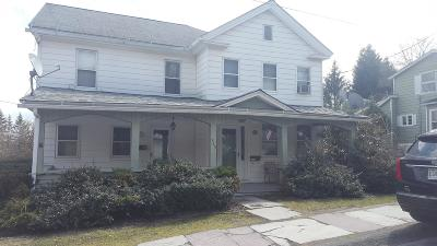 Honesdale Multi Family Home For Sale: 339 Terrace St