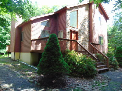 Gouldsboro Single Family Home For Sale: 6 Bass Ct