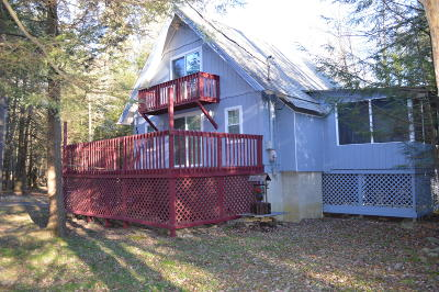 Gouldsboro Single Family Home For Sale: 206 Lake Dr